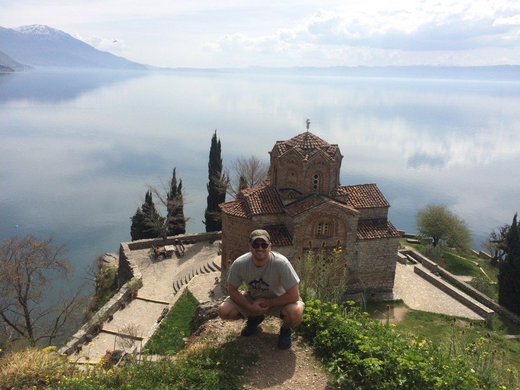 Sveti Jovan Kaneo church, Ohrid, Macedonia, Lee Abbamonte