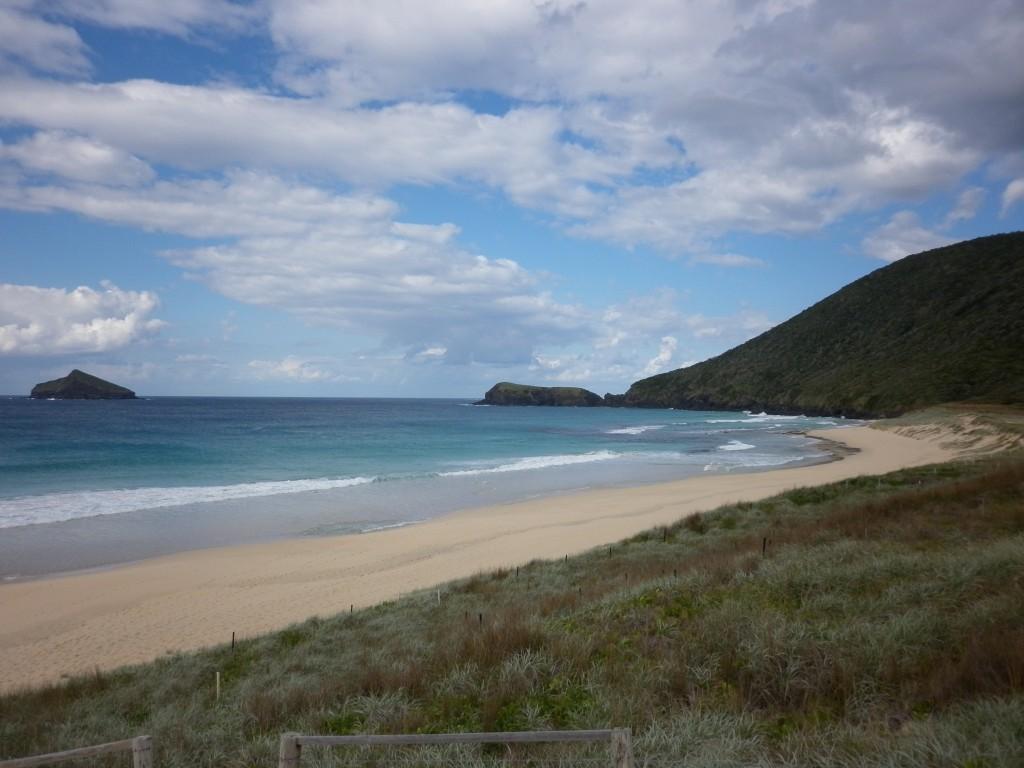 Lord Howe Island, Ned's Beach, Australia, New South Wales, island
