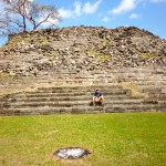 Mayan Ruins in Southern Belize