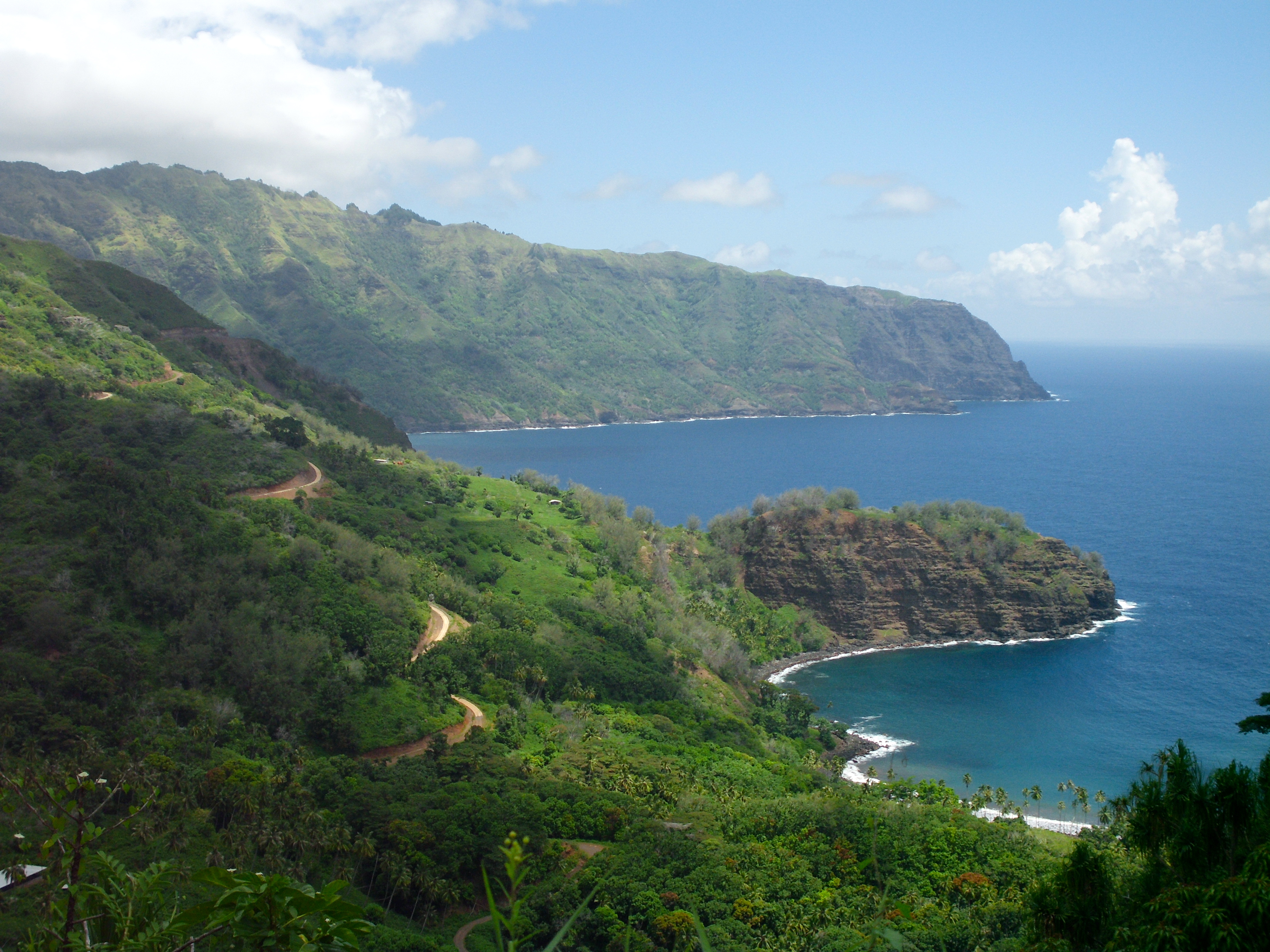 The Marquesas Islands
