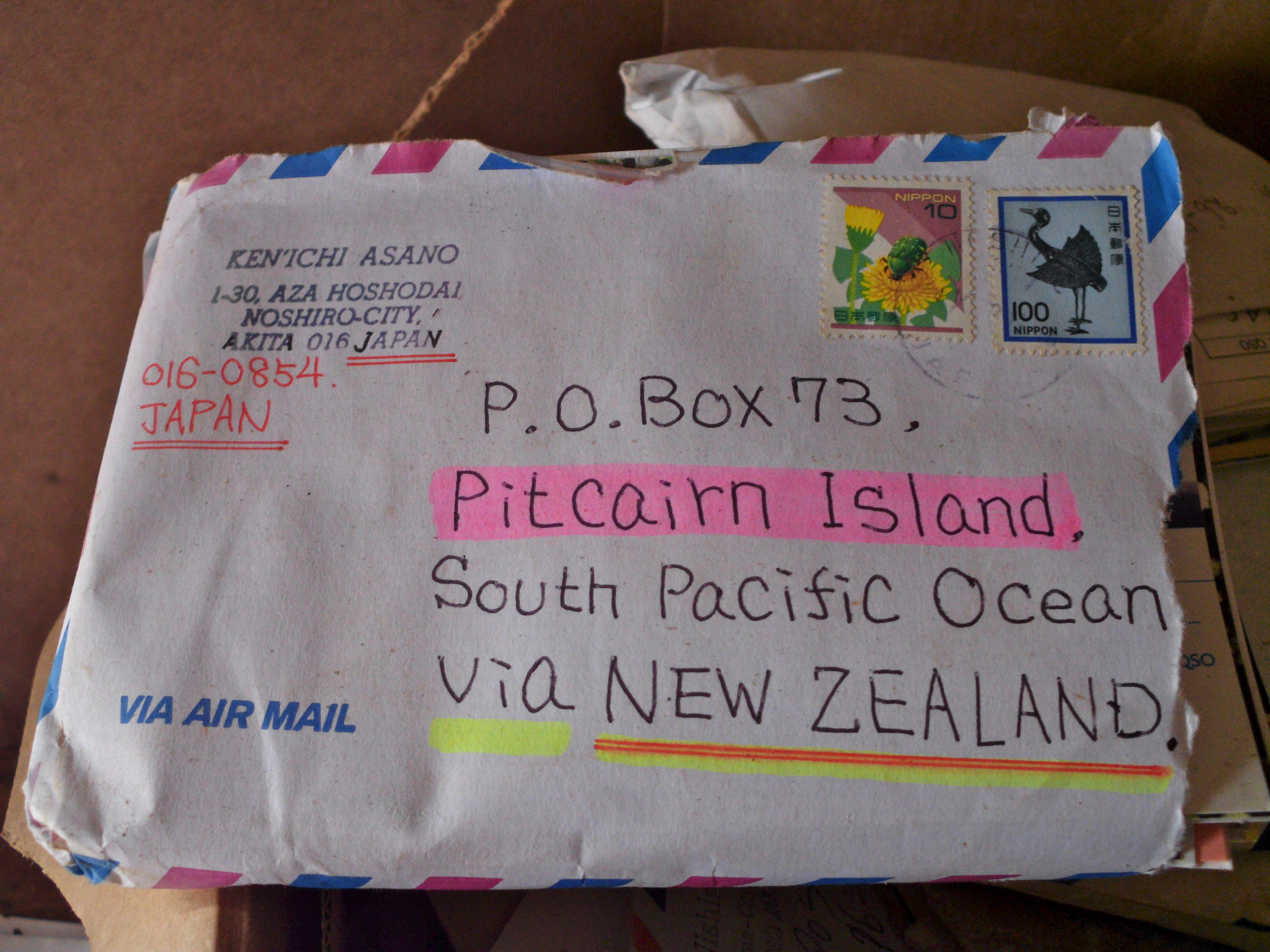 How to Get to Pitcairn Island