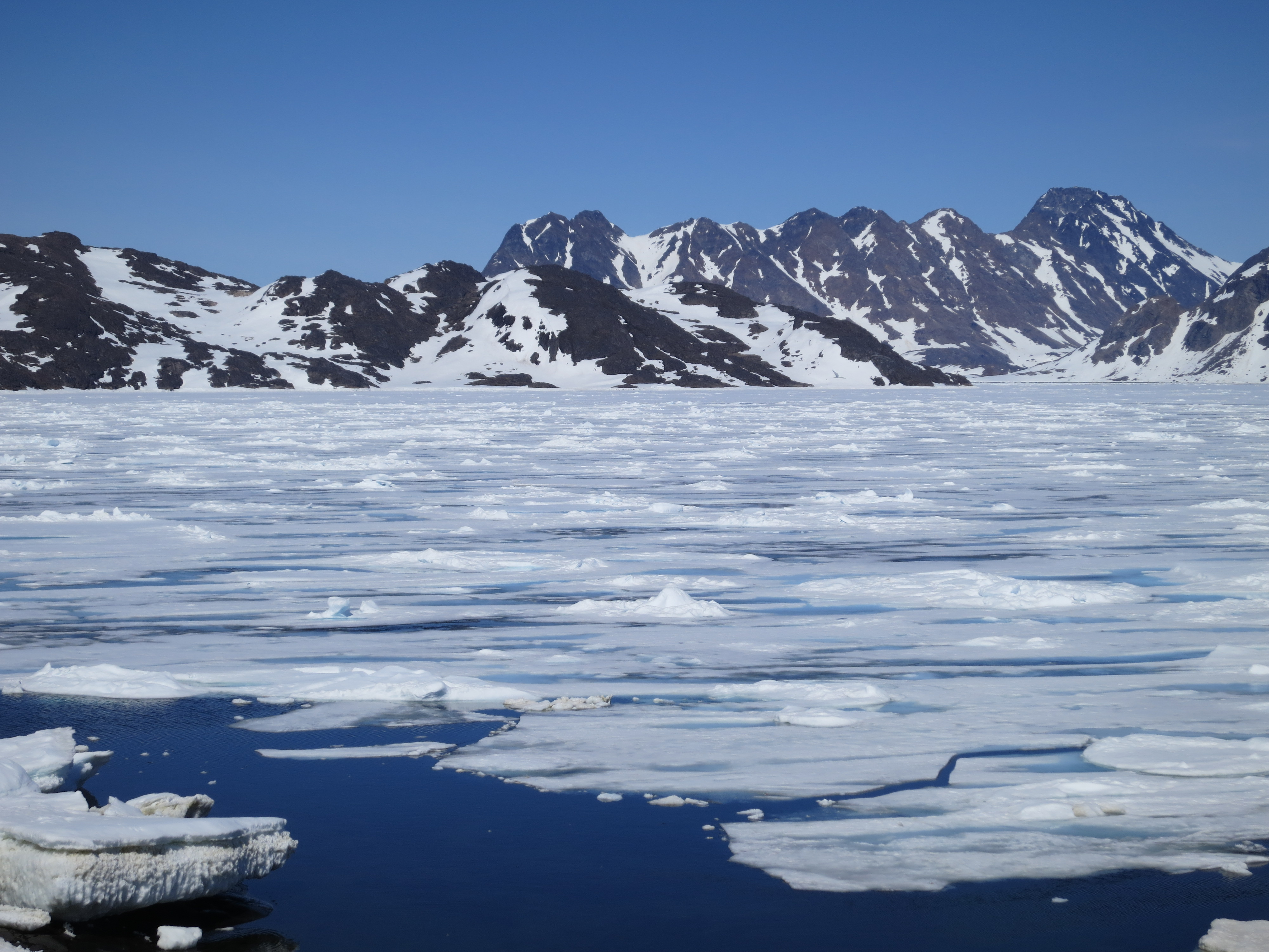 Day Trip to Greenland