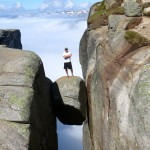 Hike to Kjerag, Norway