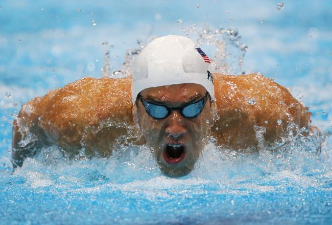 Why Michael Phelps is NOT the Greatest Olympian Ever