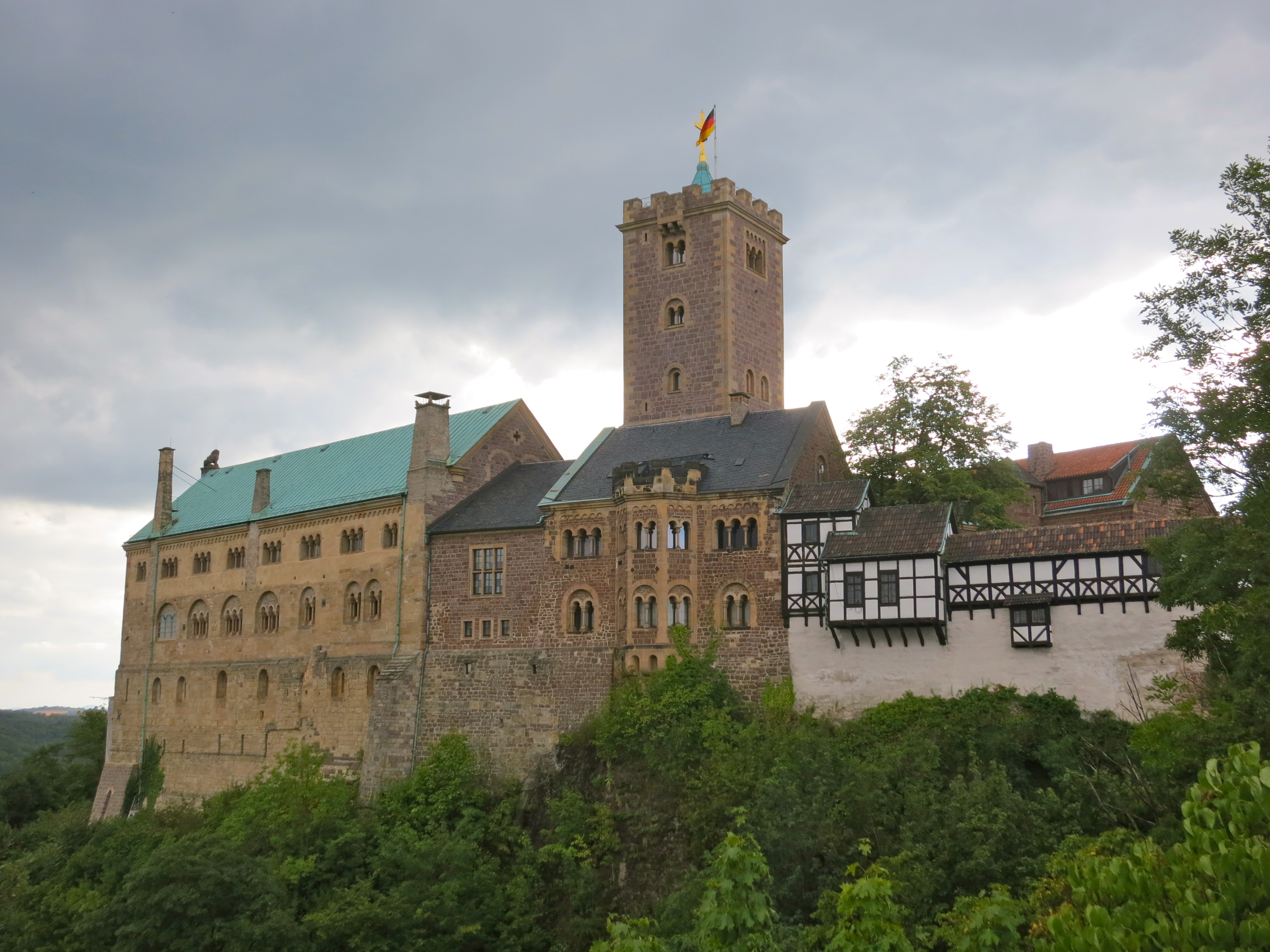 Wedding Weekend in Eisenach, Germany