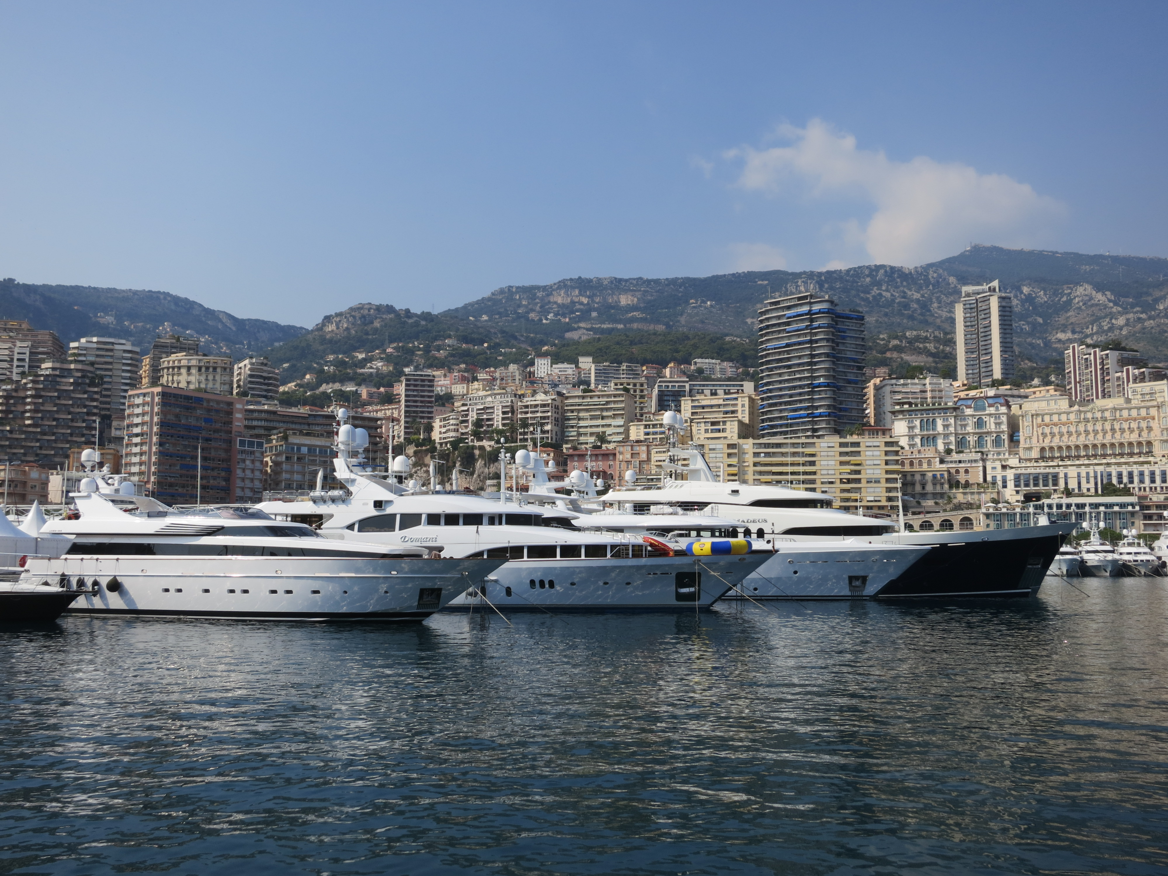 Europe Road Trip Day 6: Monte Carlo, Monaco and Turin, Italy