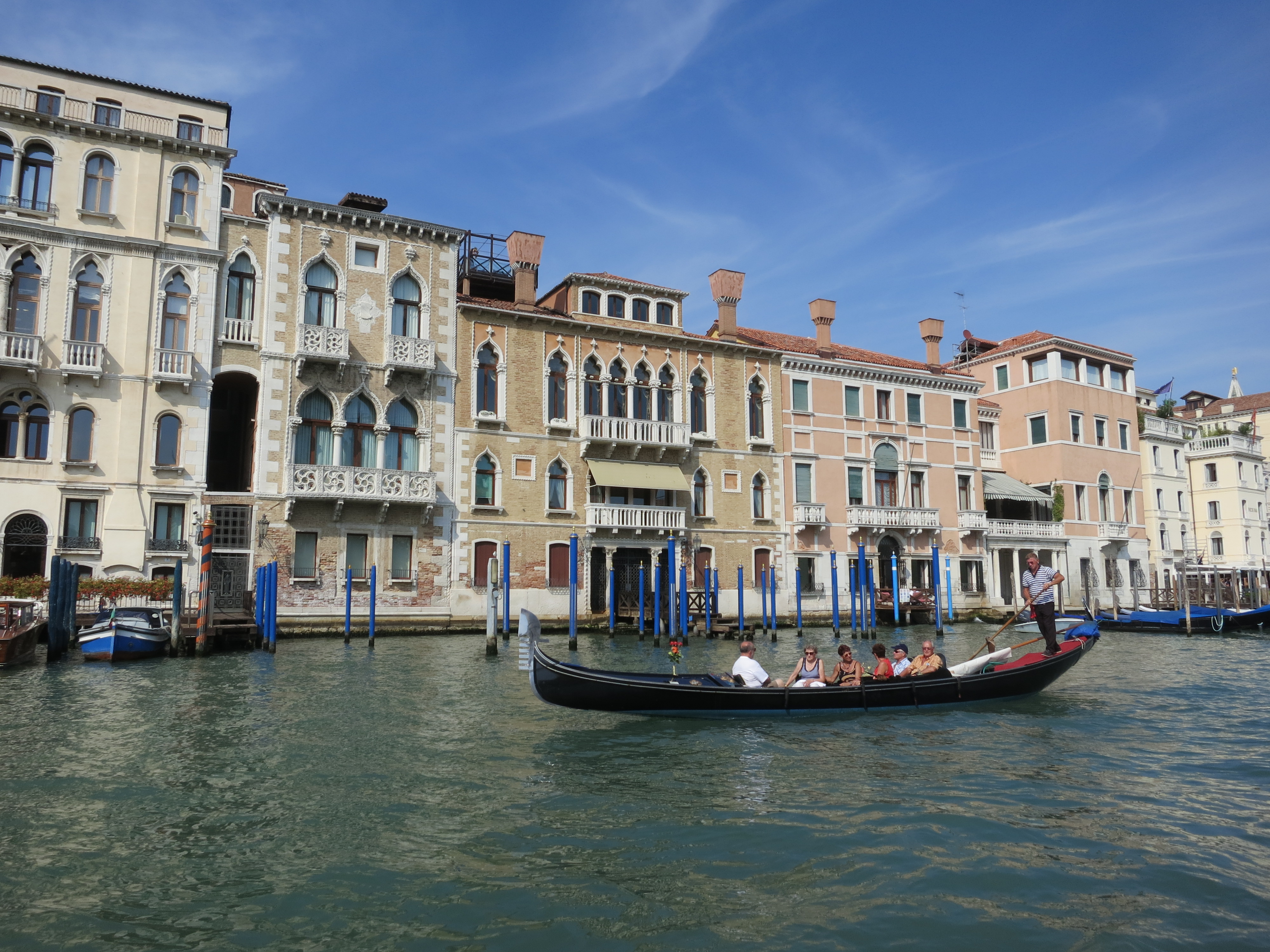 Europe Road Trip Day 9: Venice, Padua & Verona