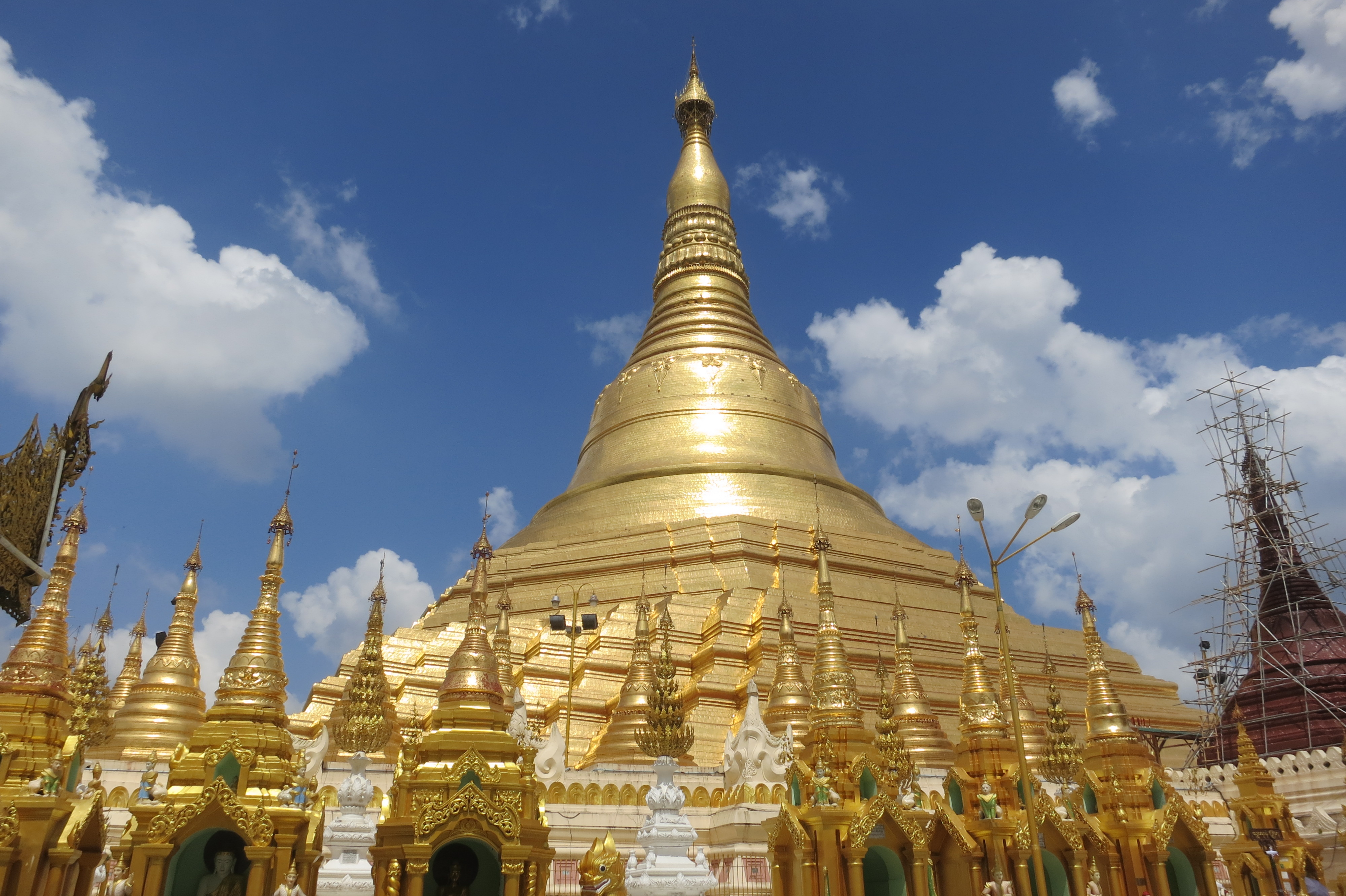 Myanmar is Opening to Tourists