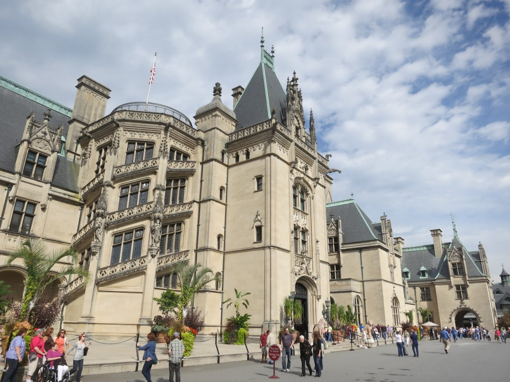 Great smoky mountains national park for Biltmore estate wedding prices