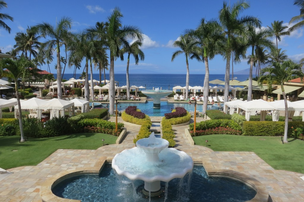 Wailea is the ultimate in luxury on maui for Nicest hotels in maui