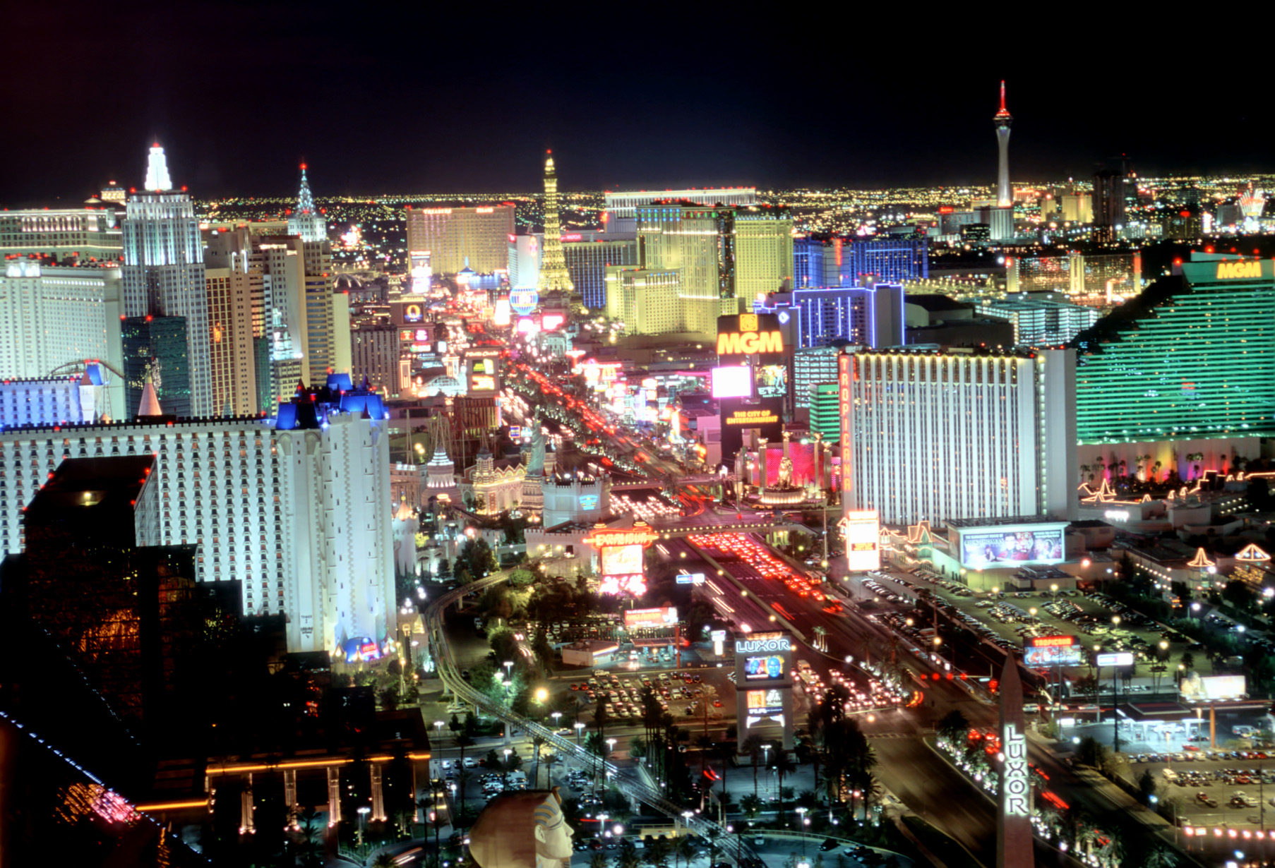 Top 3 Hotels in Las Vegas