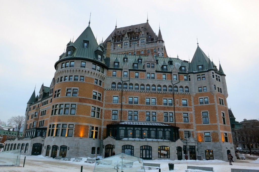 Old Quebec City, Quebec City, Quebec, Vieux Quebec, Chateau Frontenac, hotel, Fairmont, old city, city, travel, St, Lawrence River, river, walled city, UNESCO, world heritage site