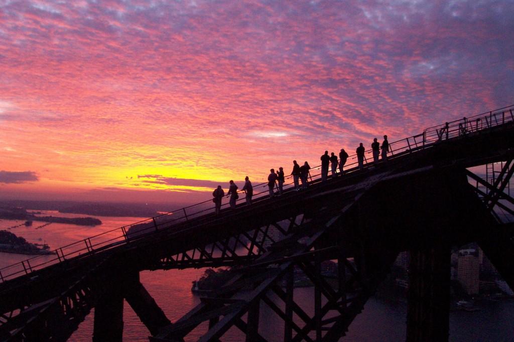 BridgeClimb Sydney, Sydney, Sydney Harbour Bridge, Australia