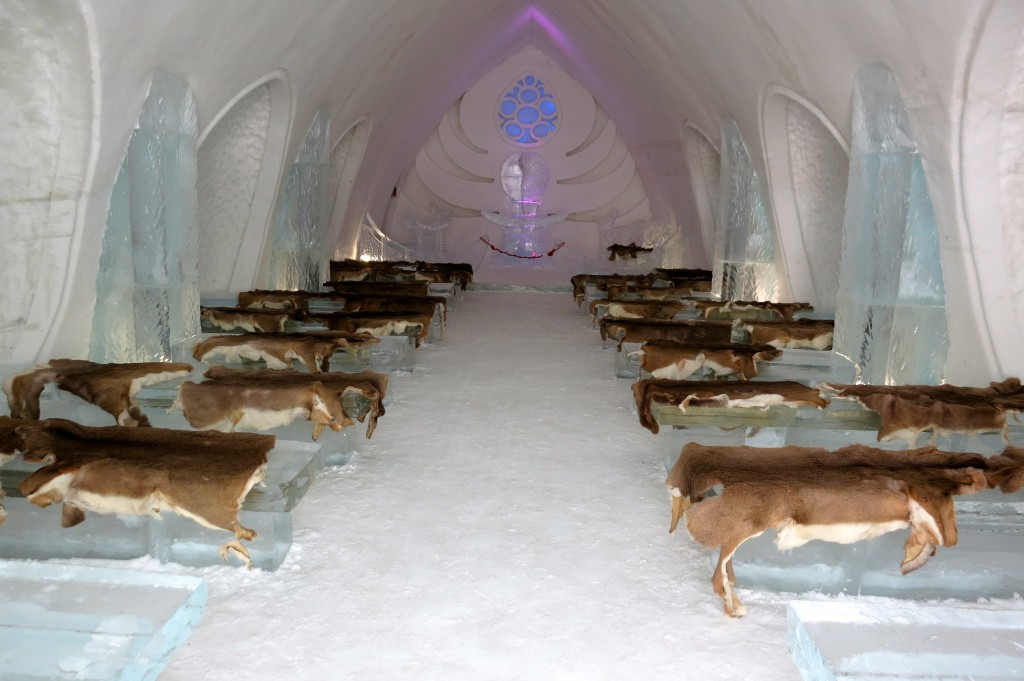 Ice Hotel, The Ice Hotel, Hotel de Glace, Quebec City, Quebec, wedding, wedding chapel, Canada, hotel, travel