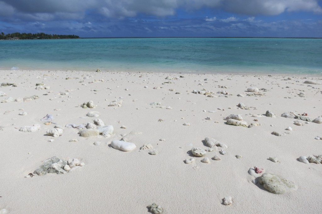 Kiritimati, Kiribati, Christmas Island, travel, Fiji, Air Pacific, beach