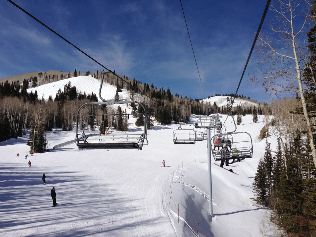 Park City, Utah, skiing, snowboarding, half pipe, Canyons Resort