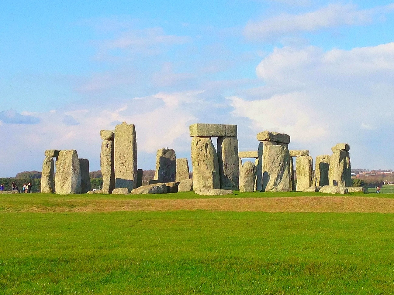 How to Get to Stonehenge from London