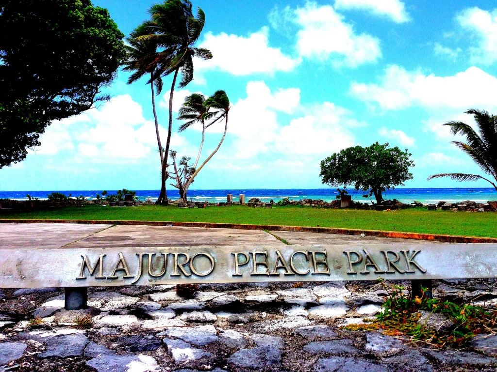 Majuro, Majuro Atoll, Marshall Islands, diving, Majuro Peace Park, World War II Memorial