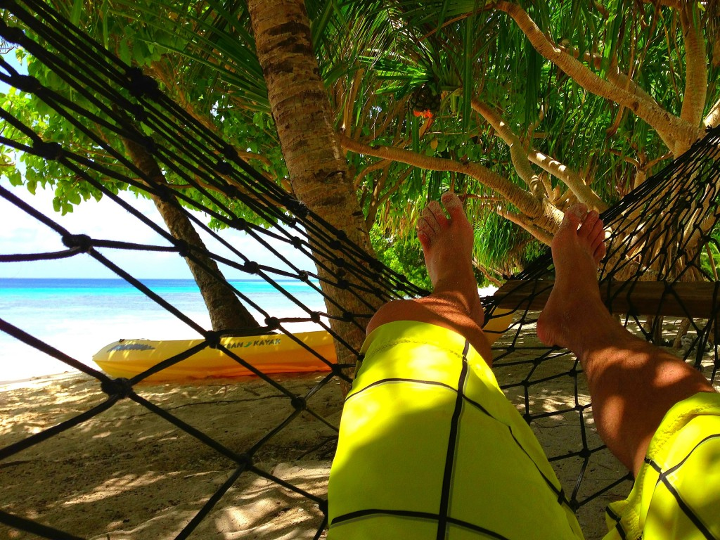 Majuro, Majuro Atoll, Marshall Islands, diving, Eneko, beach, hammock