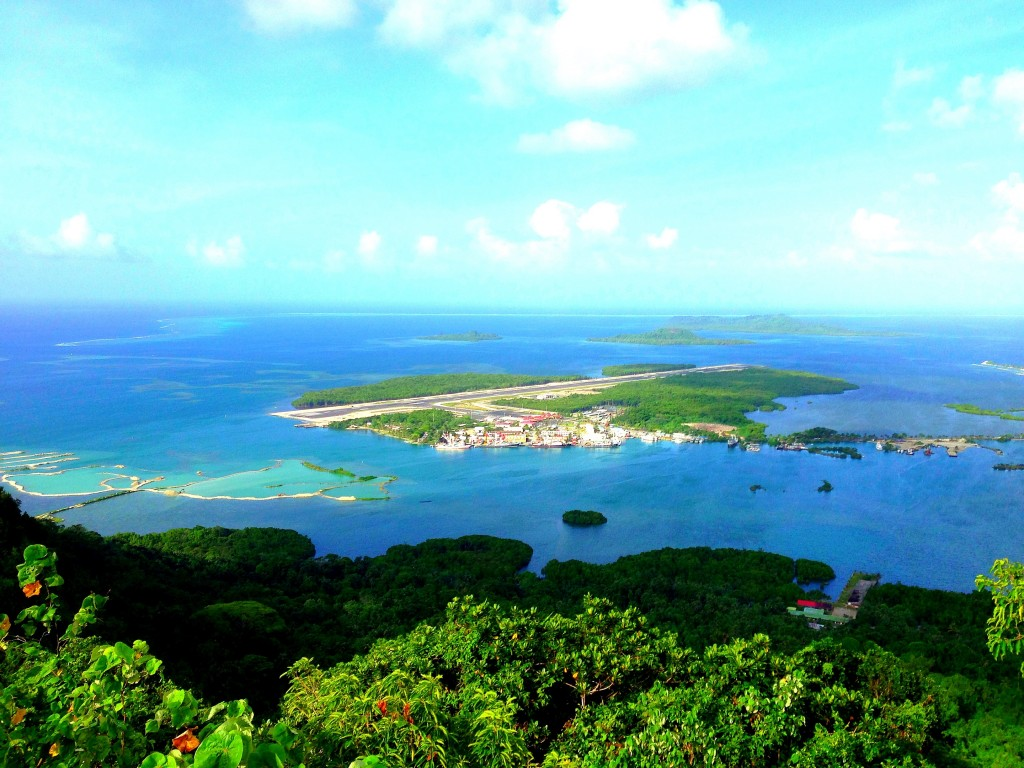 Pohnpei, Panape, Micronesia, FSM, Federated States of Micronesia, Sokehs Rock, hike, view, Pacific
