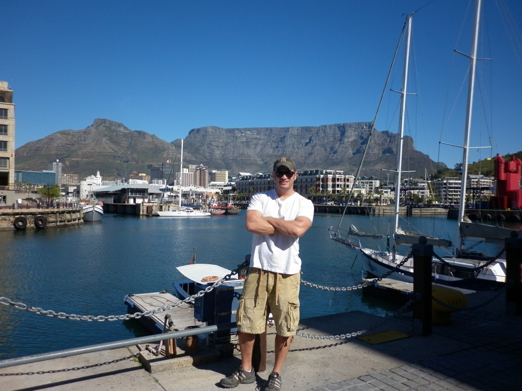 Cape Town, Capetown, South Africa, Table Mountain, V&A Waterfront, Africa, harbor