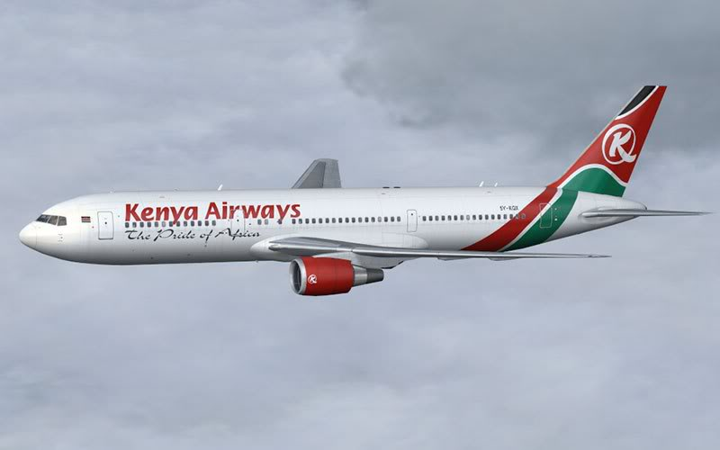 Kenya Airways, Kenya, Nairobi, Sky Team