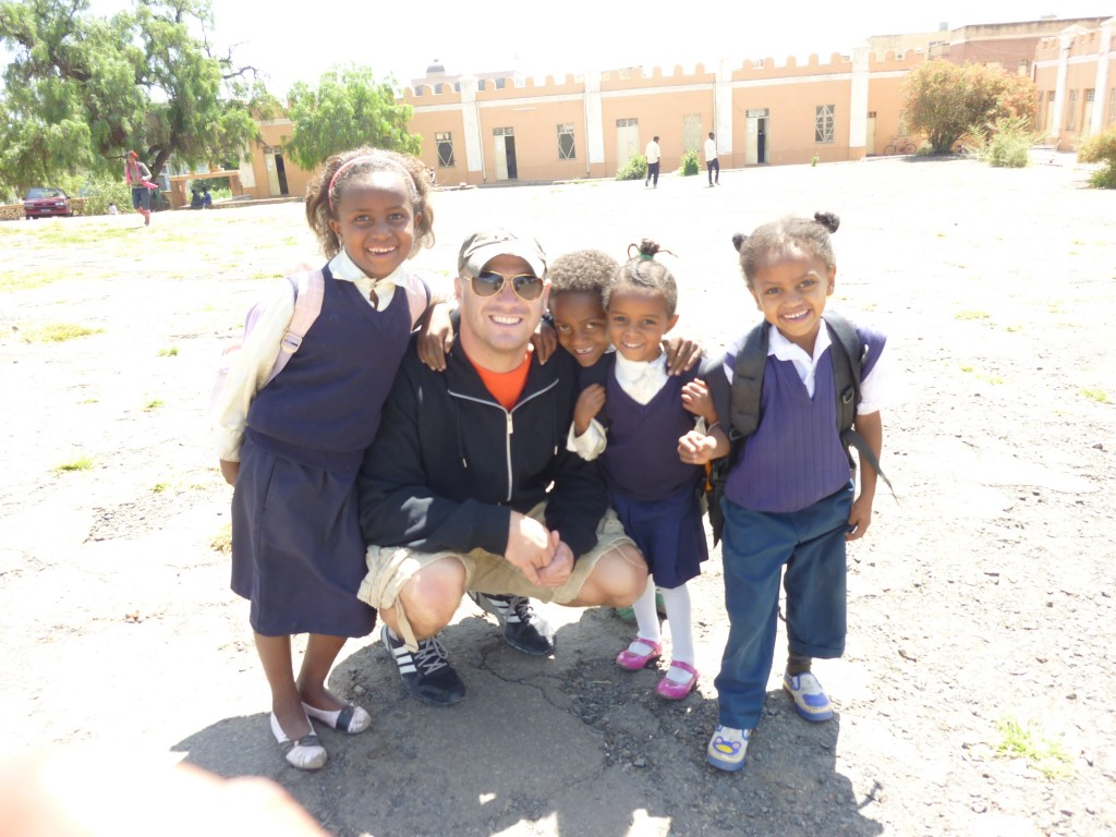 Lee Abbamonte, Asmara, Eritrea, Travel