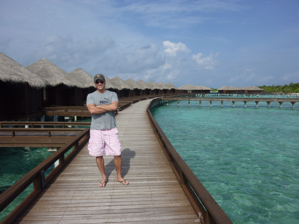 Lee Abbamonte, Maldives, travel