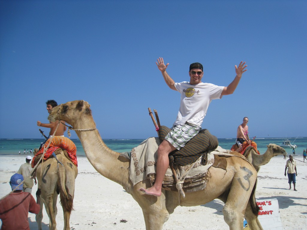 Lee Abbamonte, Kenya, Diani Beach, camel racing, travel