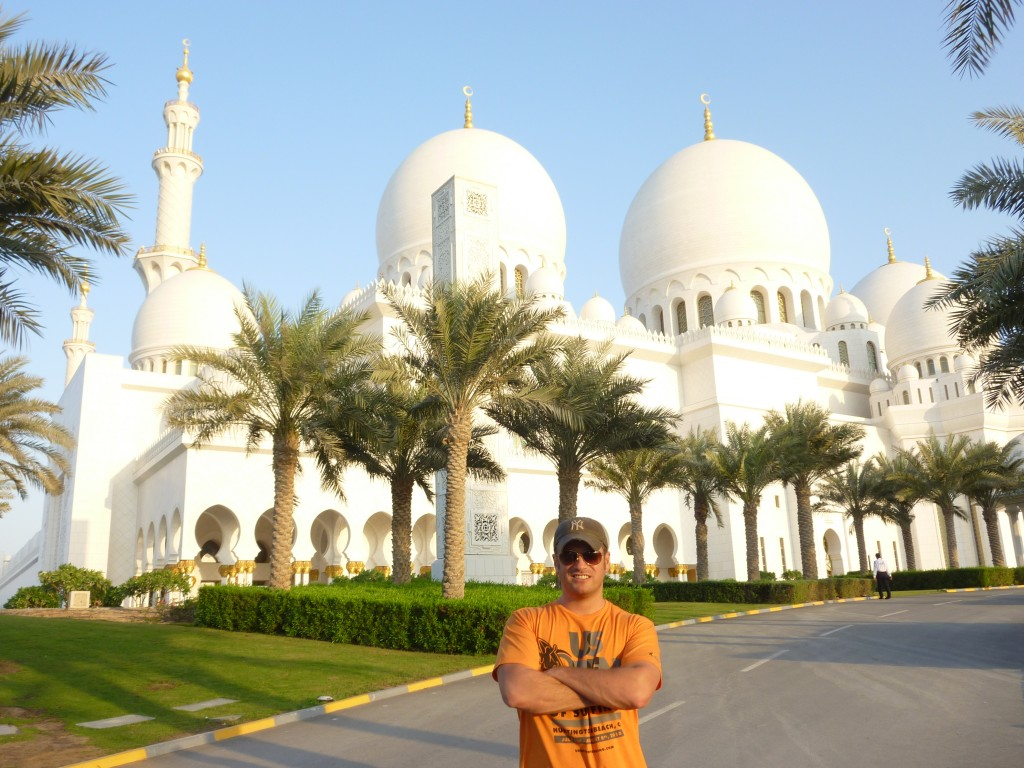 Lee ABbamonte, Grand Mosque, Abu Dhabi, UAE, Emirates, travel, Middle East
