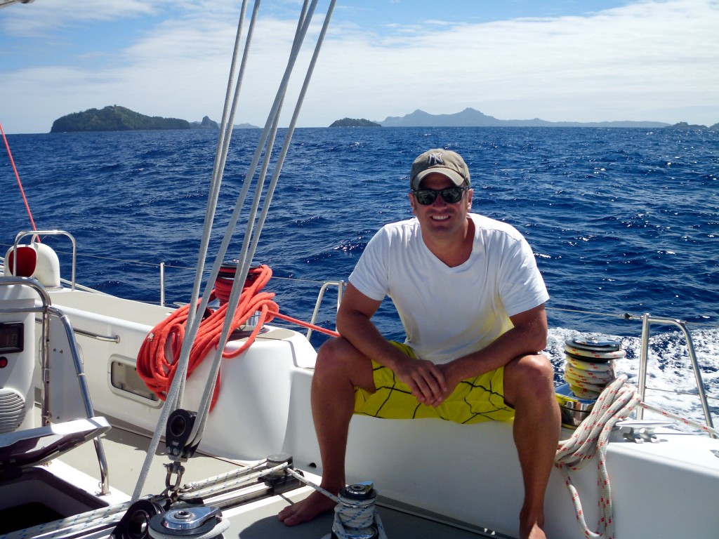 Lee Abbamonte, Pitcairn Island, SV Xplore, travel