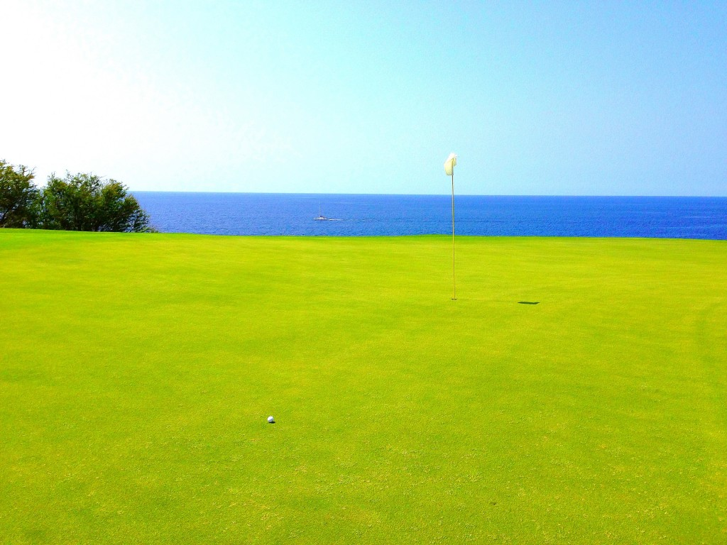 Lanai, golf, Hawaii, Pacific Ocean, Hawaiian Islands
