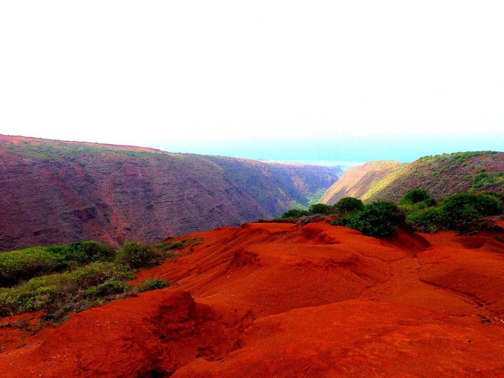 Lanai, Koloiki Ridge Trail, Hawaii, Pacific Ocean, Hawaiian Islands