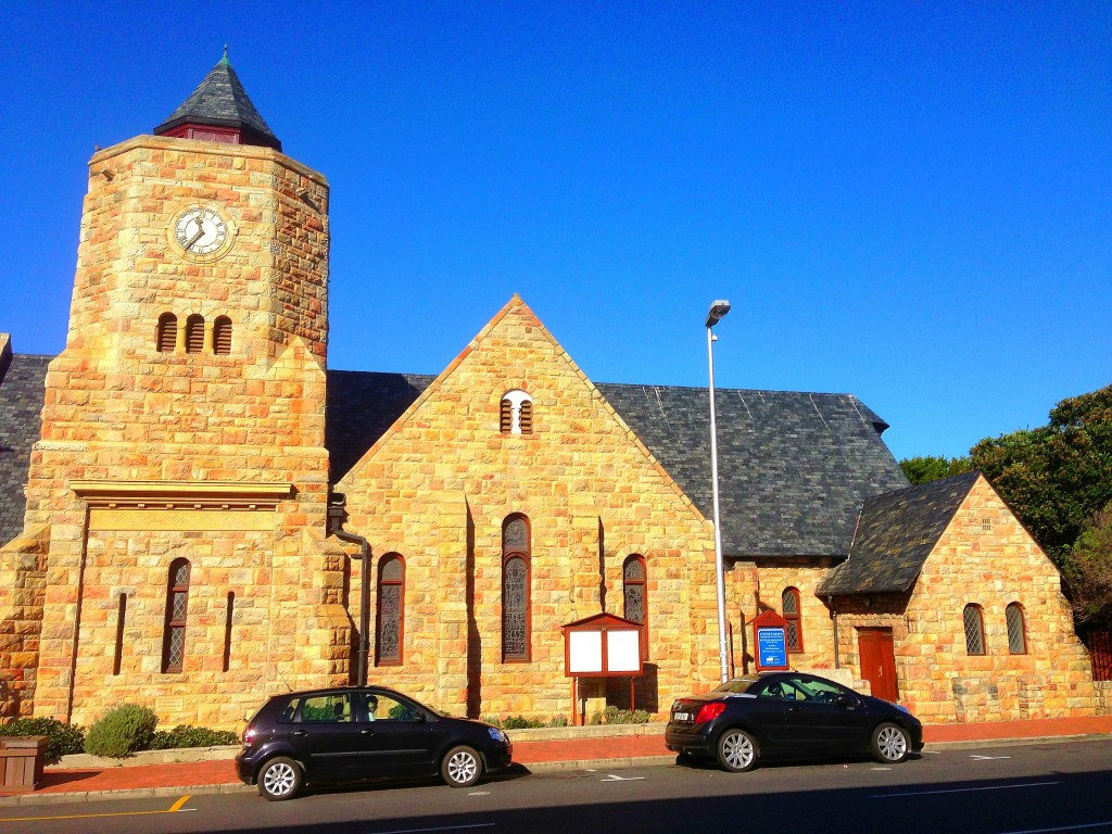 Hermanus, South Africa, Western Cape, Africa, Southern Africa, church
