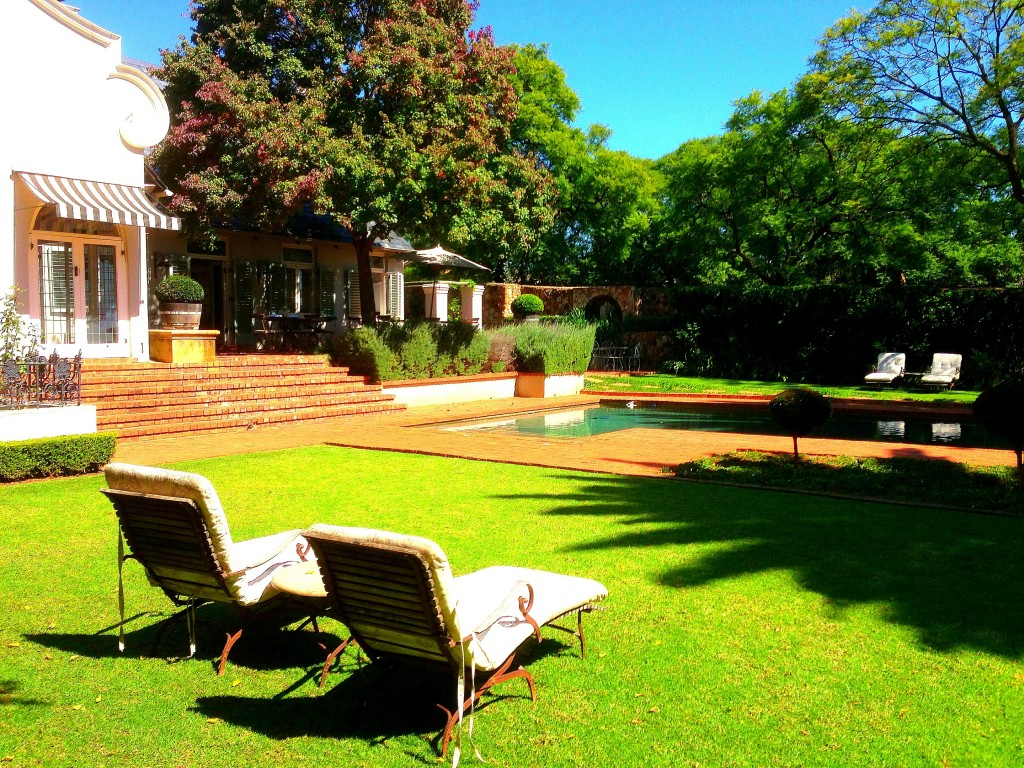 Manor House, Joburg, Johannesburg, Morrells Hotel, South Africa, Africa, Northcliff