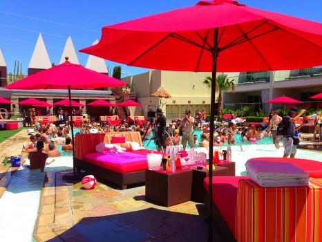 Palms pool, Real Housewives of Miami, Sky villas, Sky villas suites, Palms, Palms in Las Vegas, Las Vegas, Vegas, bachelor party