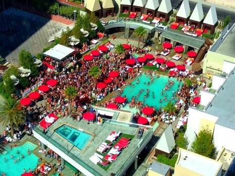 Ludacris, Palms pool, Sky villas, Sky villas suites, Palms, Palms in Las Vegas, Las Vegas, Vegas, bachelor party