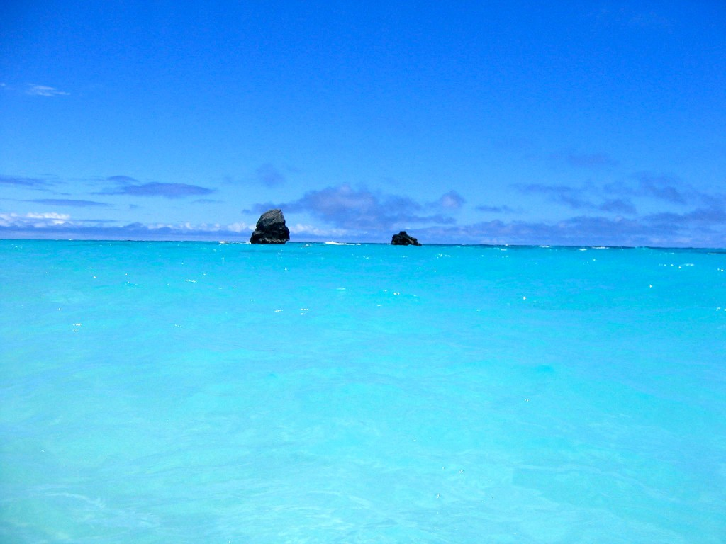 water, Bermuda, beach, island, travel