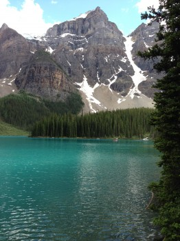 Moraine Lake, Alberta, Banff National Park