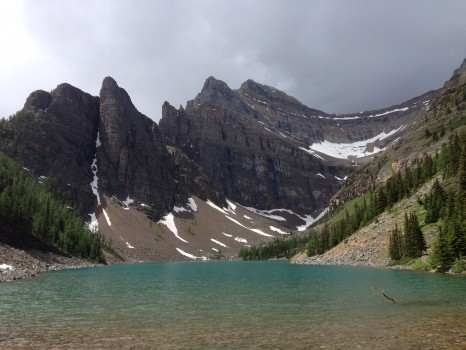 Lake Louise hikes, Teahouse Hike, Mirror Lake, Lake Agnes, Alberta