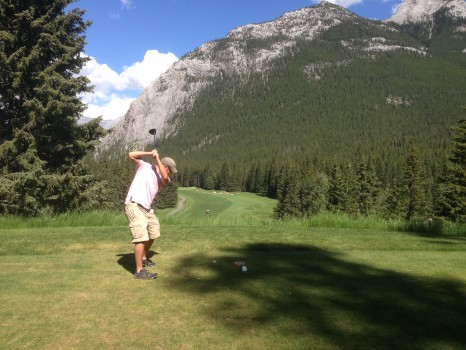Fairmont Banff Springs Golf Course, Banff, Fairmont Banff, golf, Alberta, Canada
