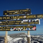 Mount Kilimanjaro Slideshow