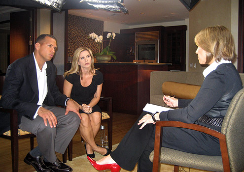 60 Minutes, Arod Interview