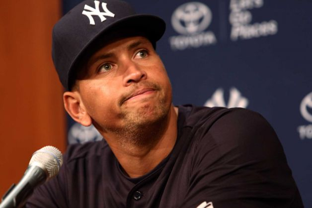 Alex Rodriguez, A-Rod, Arod, steroids, Biogenesis, press conference