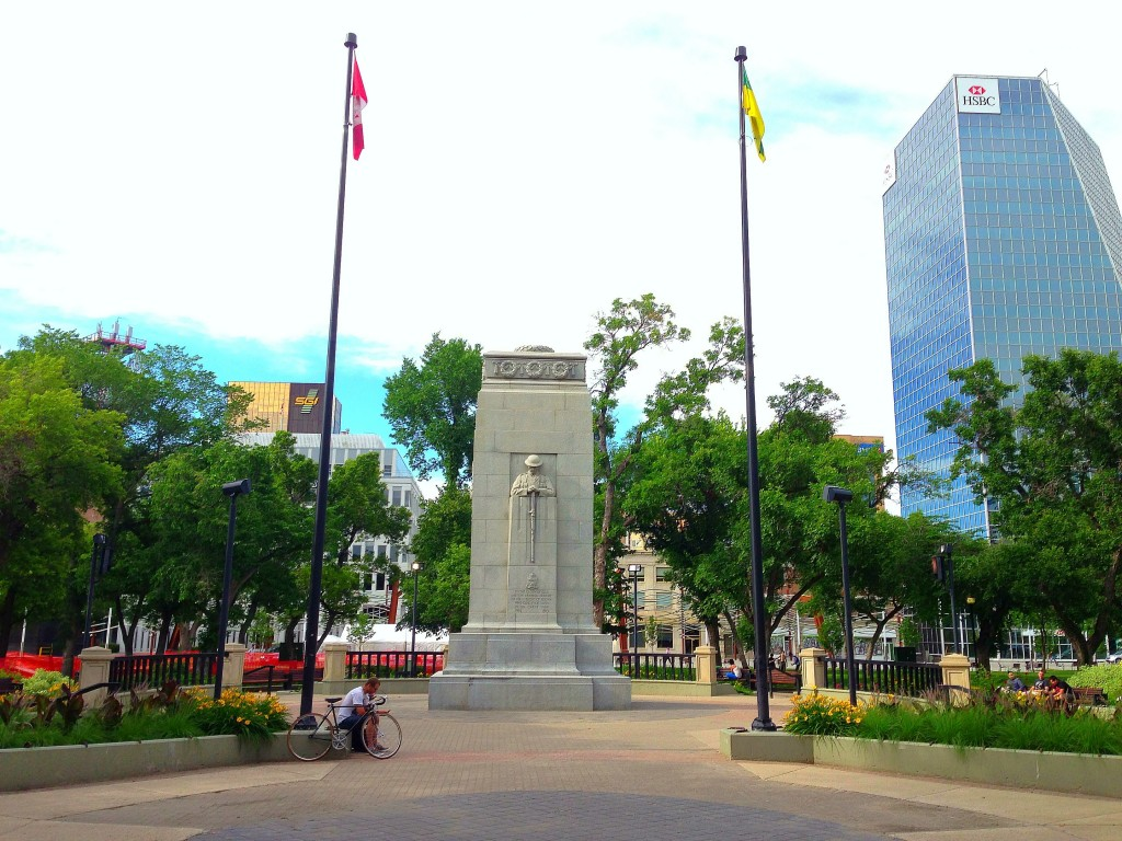 Regina, Saskatchewan, downtown