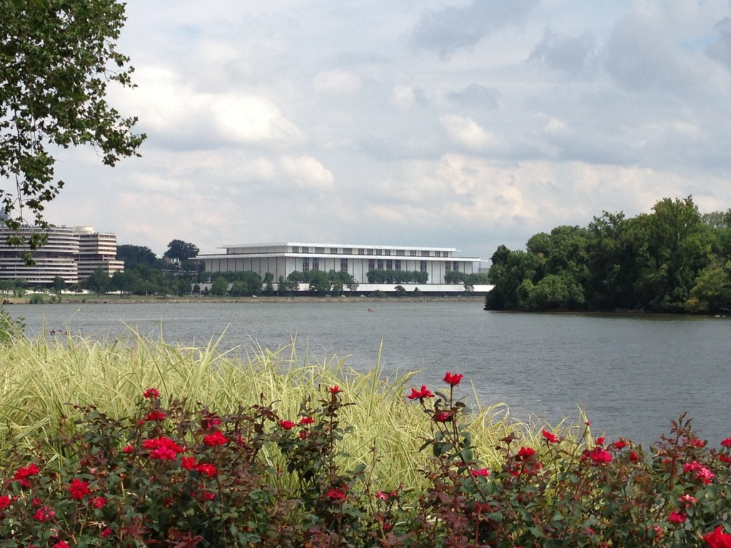 A Perfect Day in Georgetown, Georgetown, Washington DC, travel, Kennedy Center, Potomac River