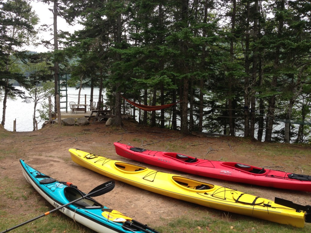Cape Breton Island, North River Kayak, Kayak, Nova Scotia, Canada