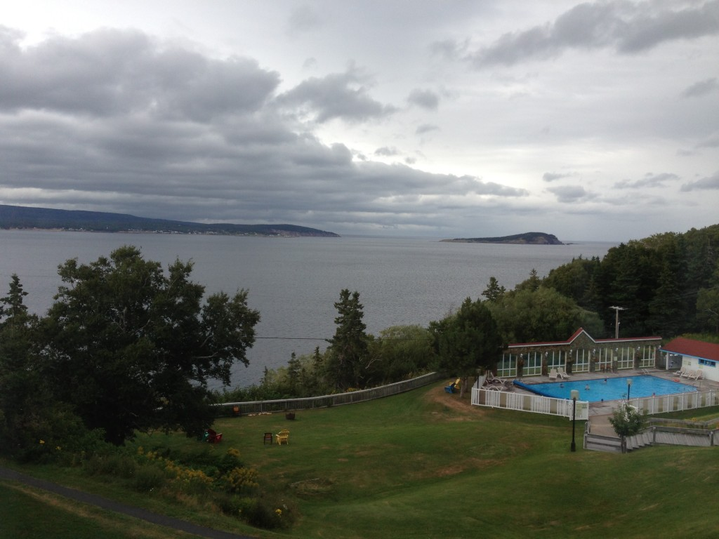 Cape Breton Island, Keltic Lodge, Nova Scotia, Canada