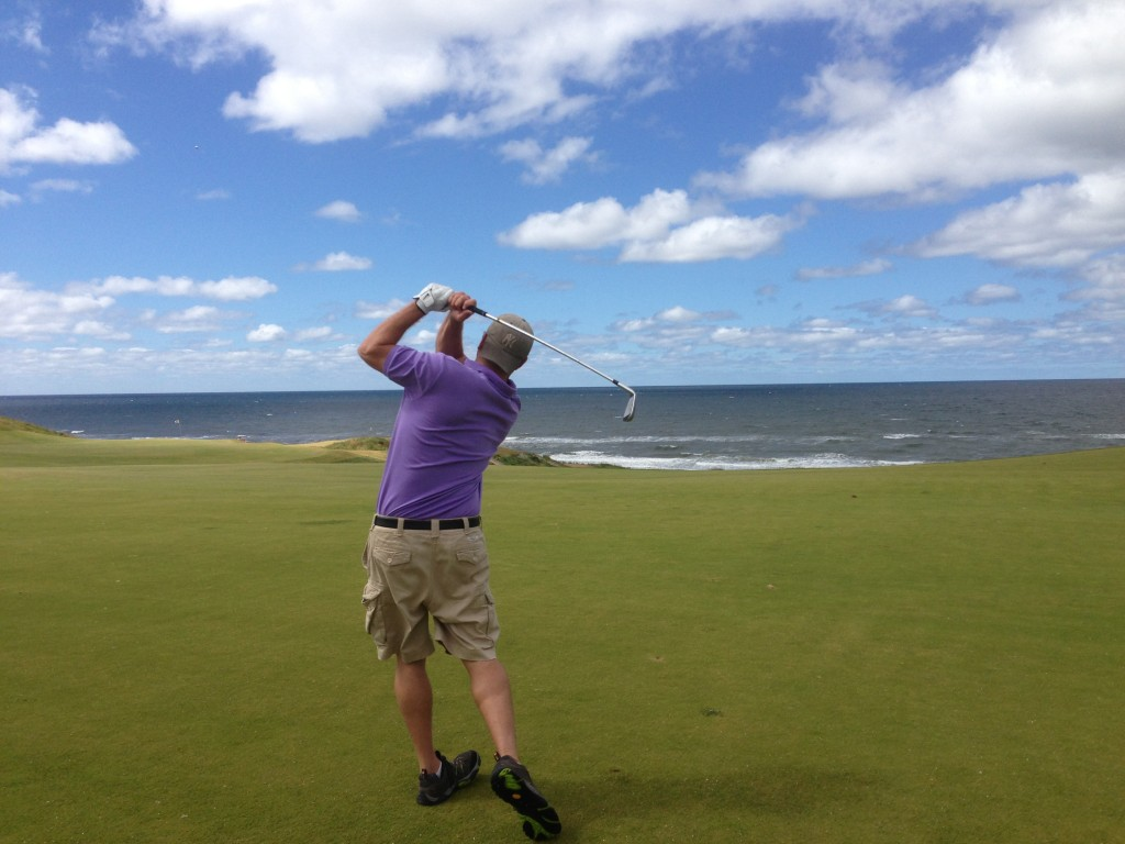 Cape Breton Island, Cabot Links, Golf, Lee Abbamonte, Nova Scotia, Canada