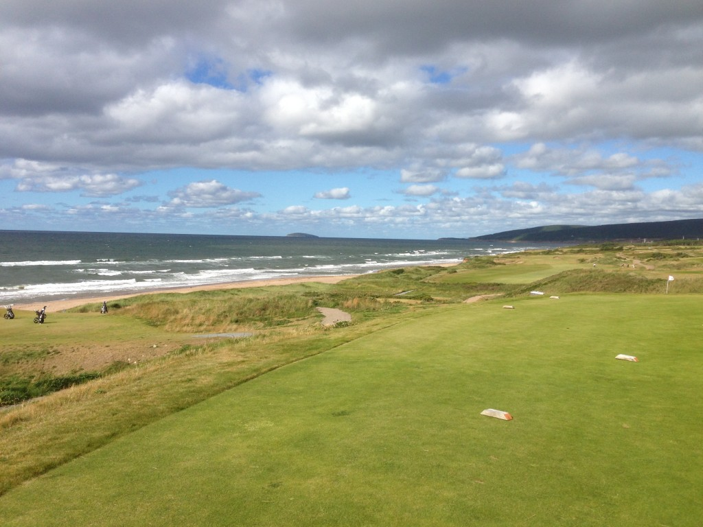 Cape Breton Island, Cabot Links, Golf, Nova Scotia, Canada